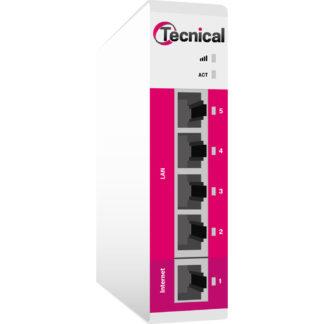 Router IXON personalitzat Tecnical